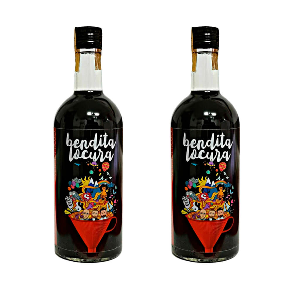 Pack 2 botellas Vermut de 70 cl