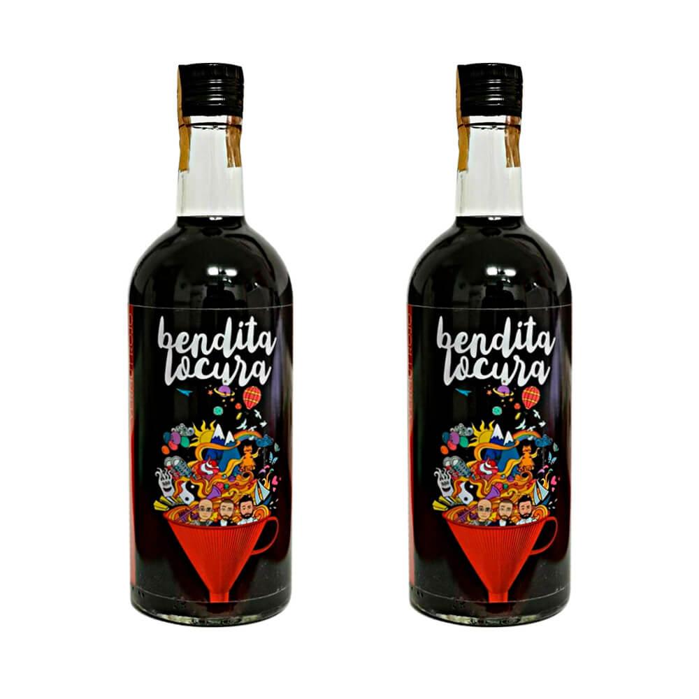 Pack 2 botellas Vermut de 70 cl