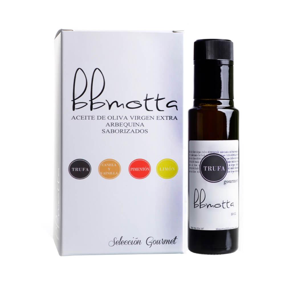 Aceite de oliva virgen extra - Estuche botellas 4x100 ml