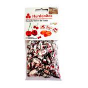Bolsa de caramelos rellenos de cerezas