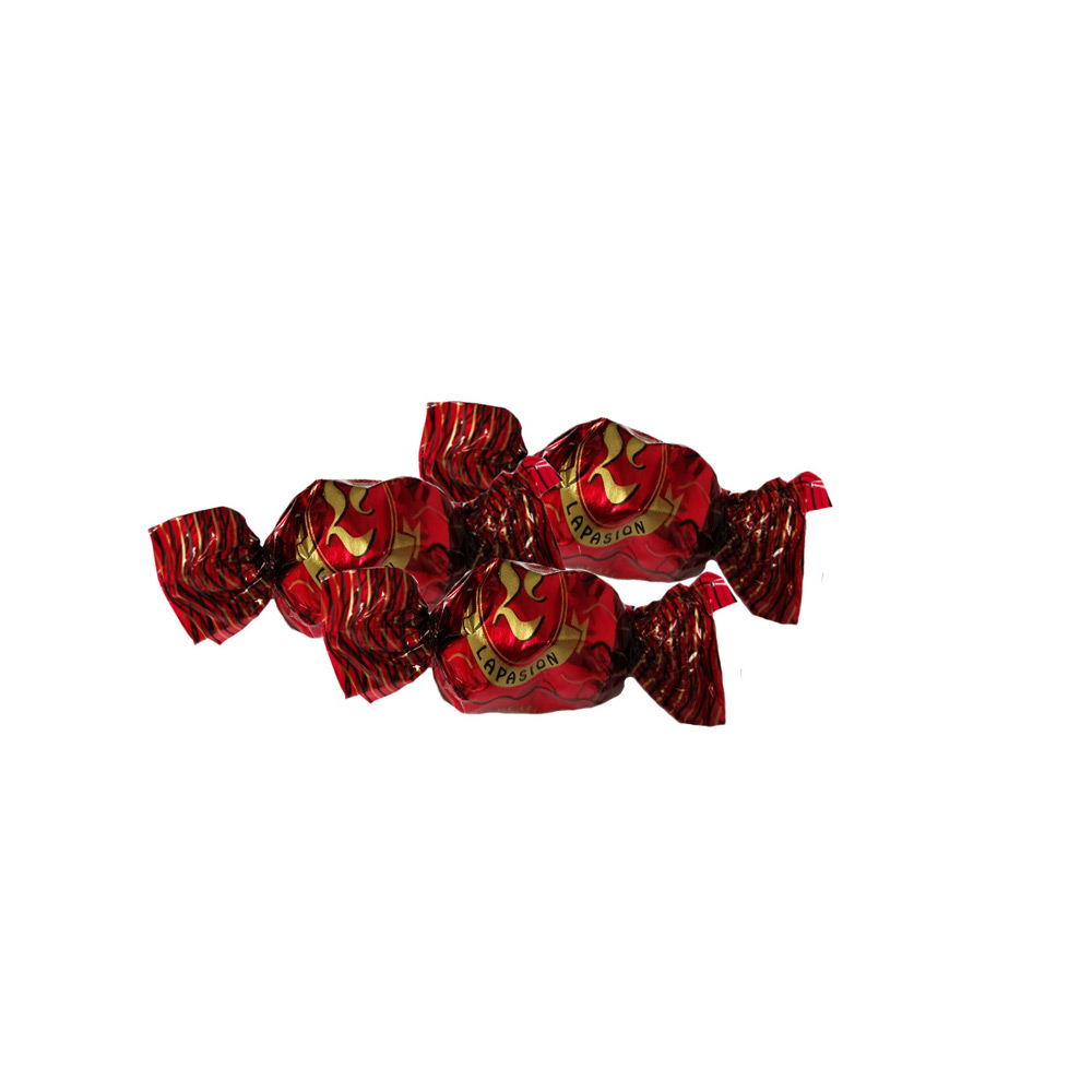 Guindas al marrasquino bañadas en cobertura de chocolate 2.5Kg