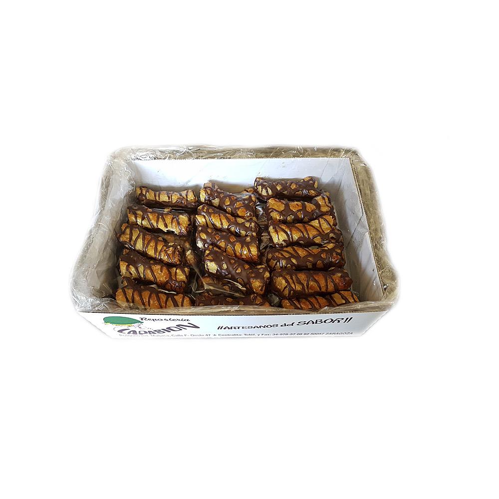 Lazos hojaldre cebra 2.5 Kg