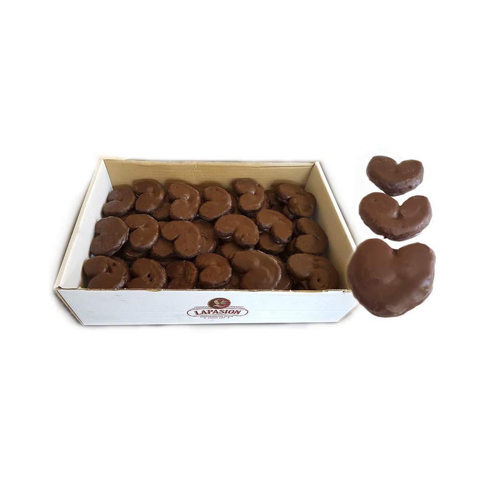 Palmeritas de chocolate 2,4 Kg