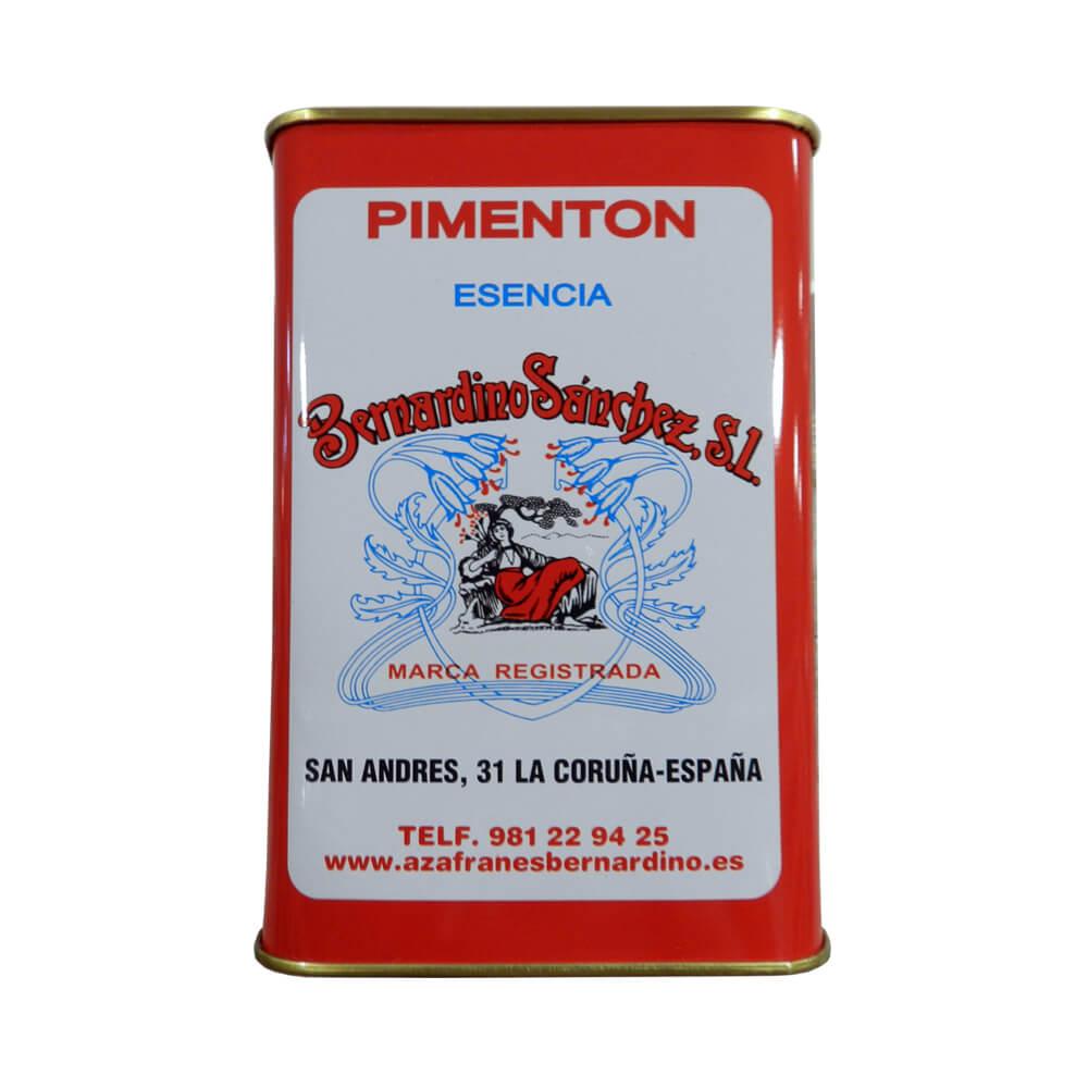 Lata de pimentón dulce de 800 gramos