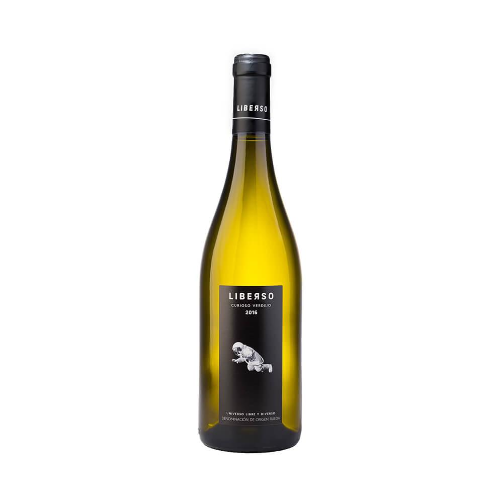 Vino Verdejo Liberso 2016 - Botella 75 cl