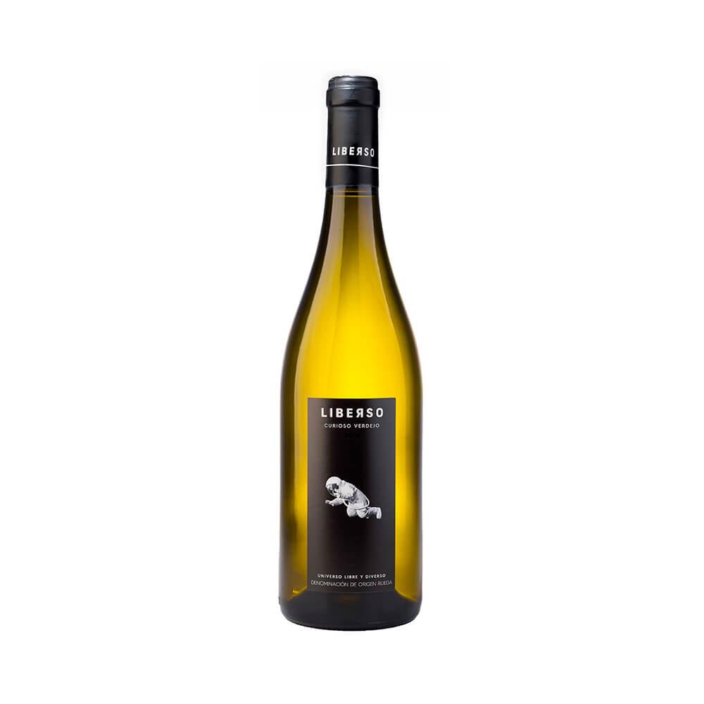 Vino Verdejo Liberso 2017 - Botella 75 cl