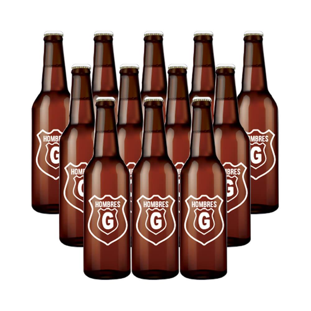 Cerveza Hombres G Pale Ale - 12x33 cl