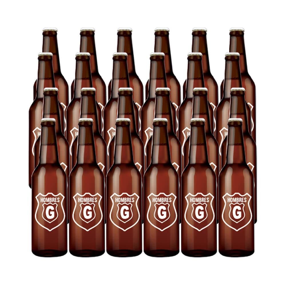 Cerveza Hombres G Pale Ale - 24x33 cl