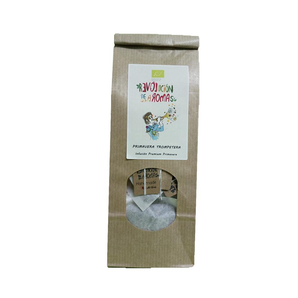 Pack infusiones premium revolución de aromas 5 unidades
