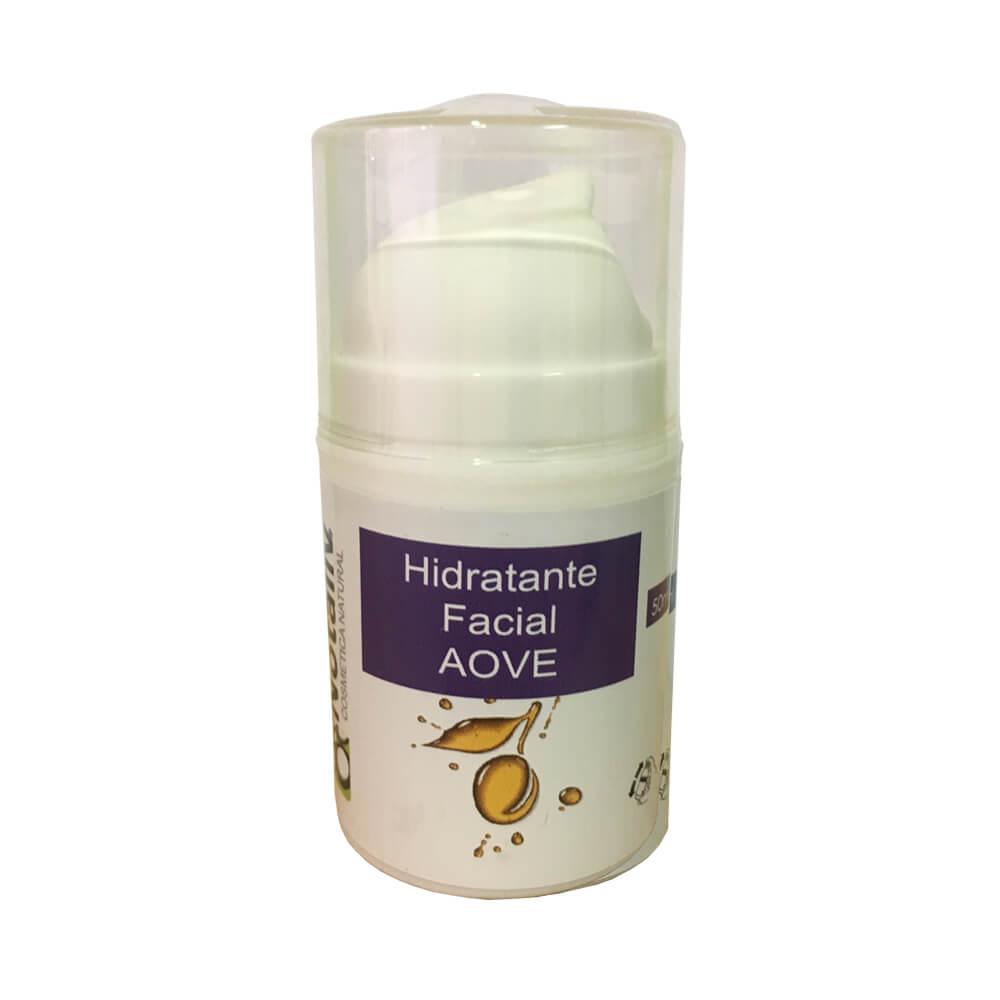 Crema facial hidratante AOVE 50 ml