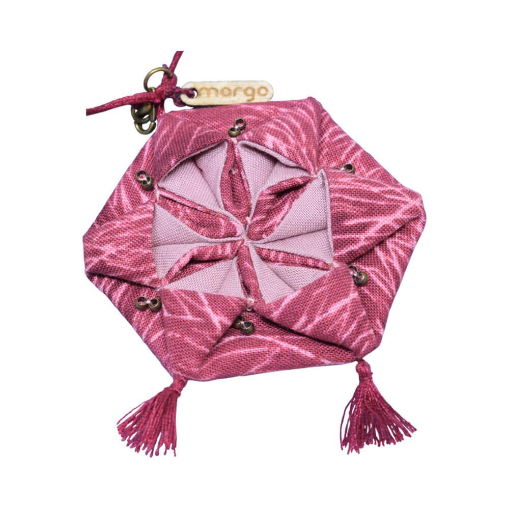 Collar de origami