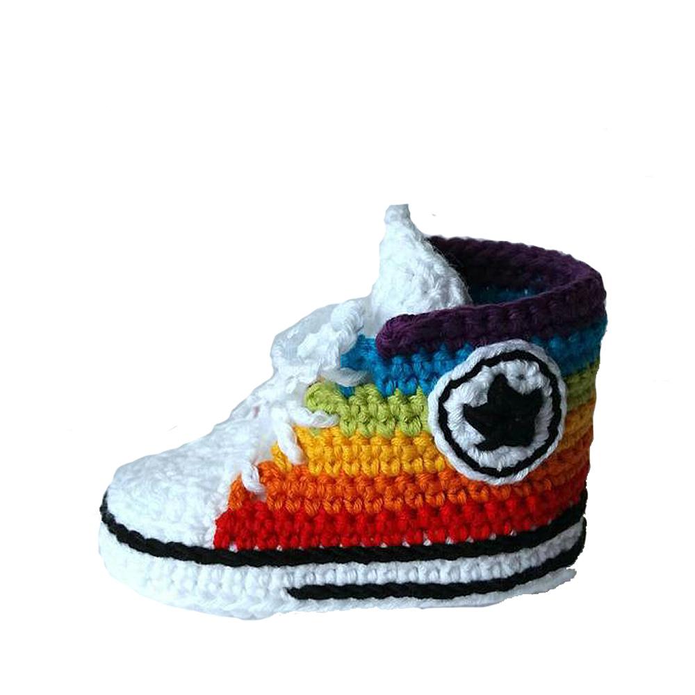 Patucos arco iris