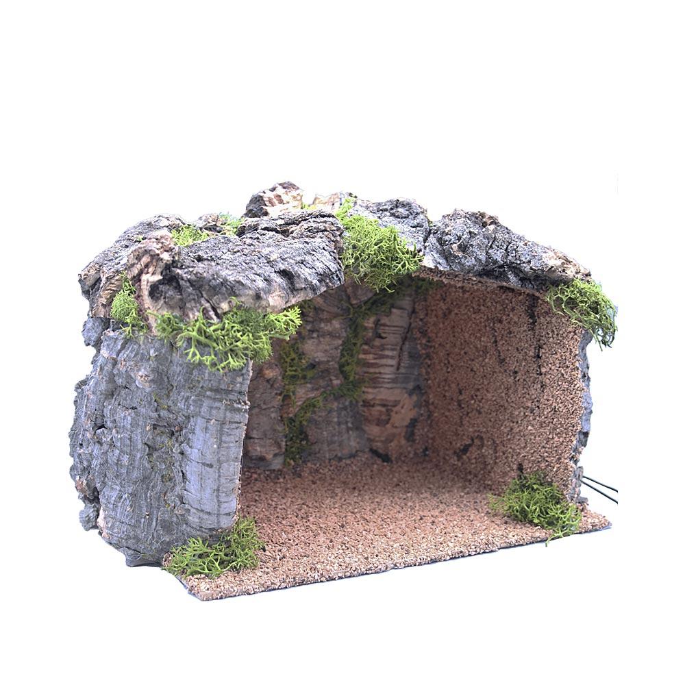 Cueva de corcho bornizo