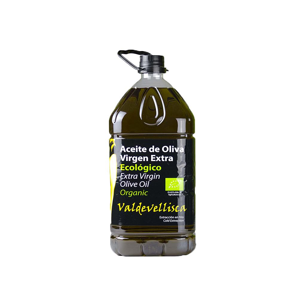 Aceite de Oliva Virgen Extra Ecologico 5 litros