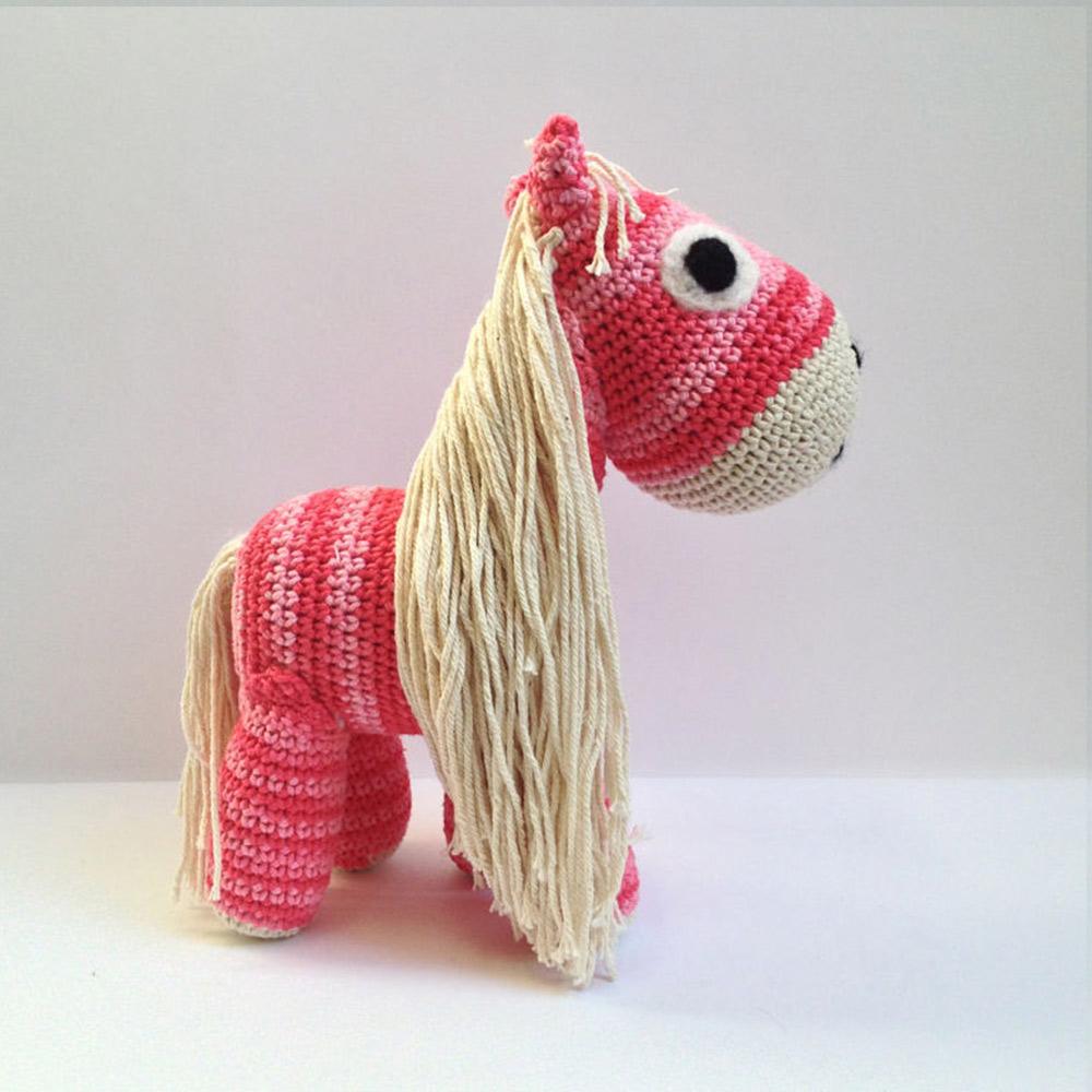 Little Abbee Alfalfa the Horse Amigurumi PDF Crochet Pattern ...   1000x1000