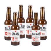 Galana N.12 - Cerveza Triple