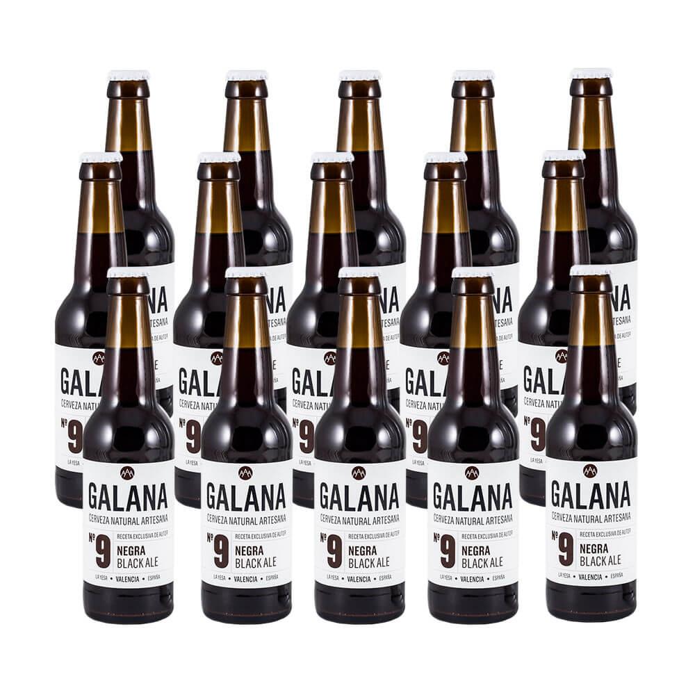 Galana N.9 - Cerveza Negra