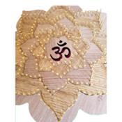 Hilorama String-Art - Séptimo Chakra OM