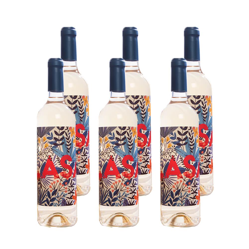 Vino blanco Blasa - Pack 6